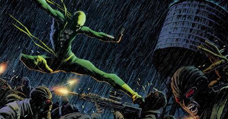De dónde sale Puño de Hierro, el último cómic-serie petardazo de Marvel en Netflix