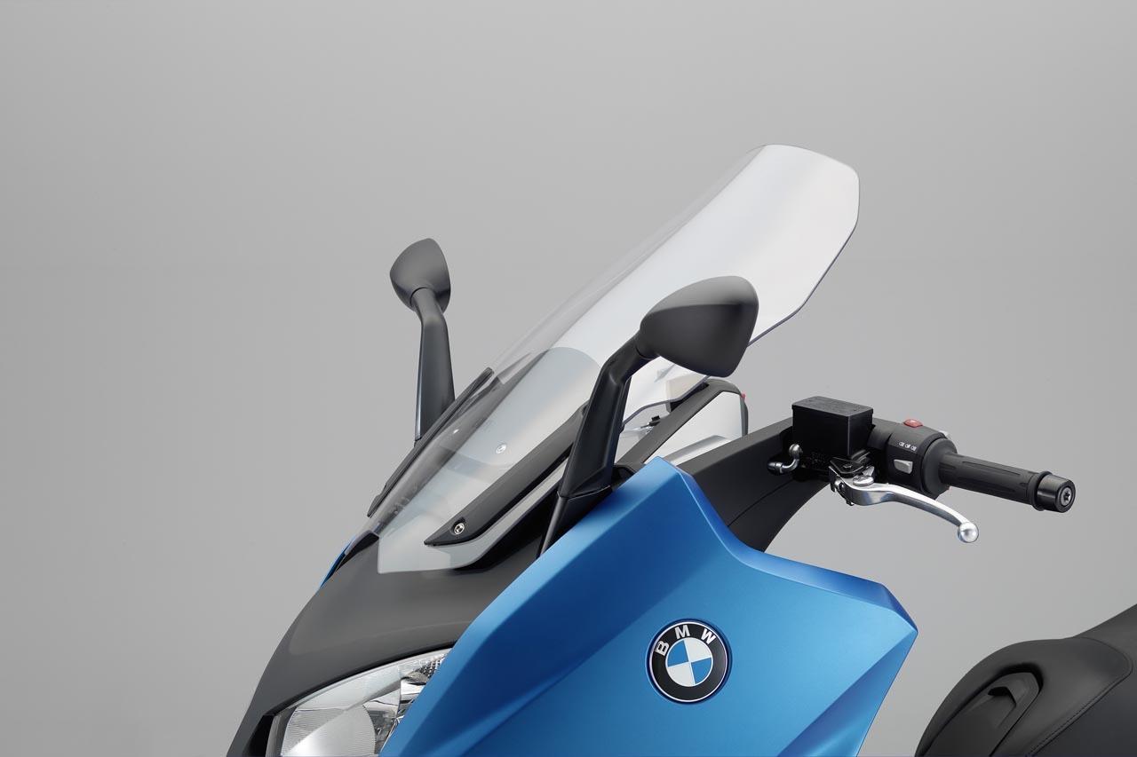 Foto de BMW C 650 GT y BMW C 600 Sport, detalles (32/38)