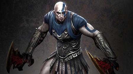 'God of War III': imágenes de las cinco armaduras exclusivas