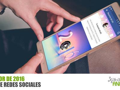 Las mejores apps de redes sociales para Android de 2016