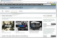La televisión pública australiana libera gran parte de su archivo bajo licencia Creative Commons