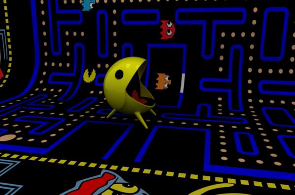 Foto de Silla Pac-man, para adictos a los videojuegos (1/10)