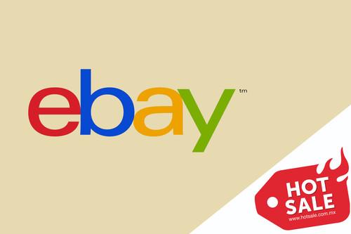Guía Hot Sale 2019: estos serán los descuentos que tendrá eBay en México