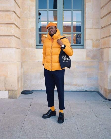 El Mejor Street Style De La Semana El Naranja Se Impone Como El Color De Transicion De Temporada 13