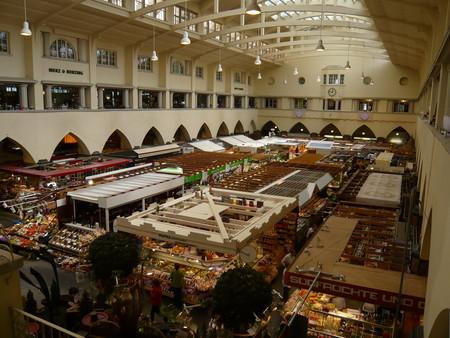 El mercado cubierto de Stuttgart, art nouveau y gastronomía