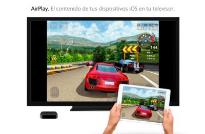 Apple TV ya permite usar AirPlay sin necesidad de estar conectados a la misma red