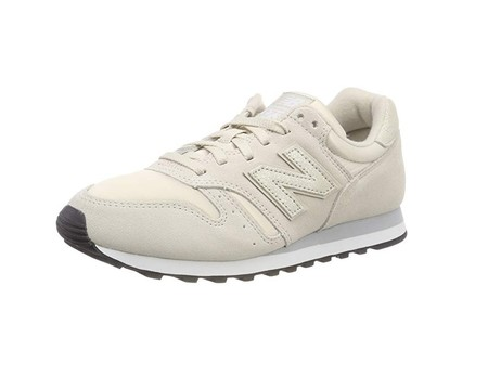 Desde 28,89 euros podemos hacernos con unas zapatillas New Balance 373 gracias a Amazon