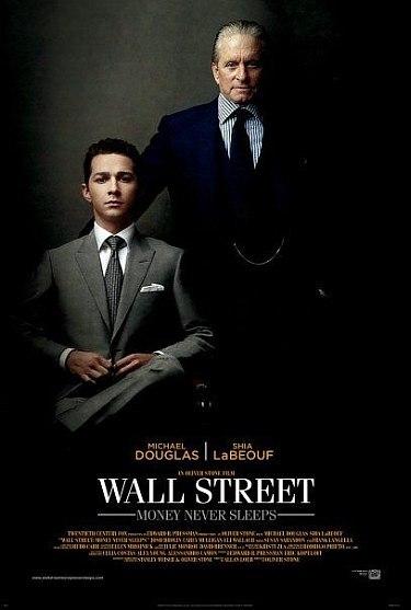 'Wall Street: Money Never Sleeps', cartel y primeras fotos oficiales