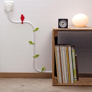 Decora tus cables como si fueran ramas