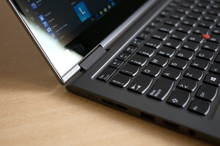 Lenovo Thinkpad X1 Yoga Review Xataka Detalle Teclado