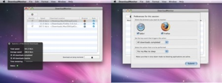 DownloadMonitor monitoriza y ejecuta acciones para tus descargas