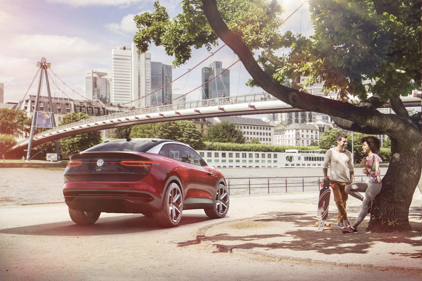 Foto de Volkswagen I.D. Crozz Concept II (2/16)