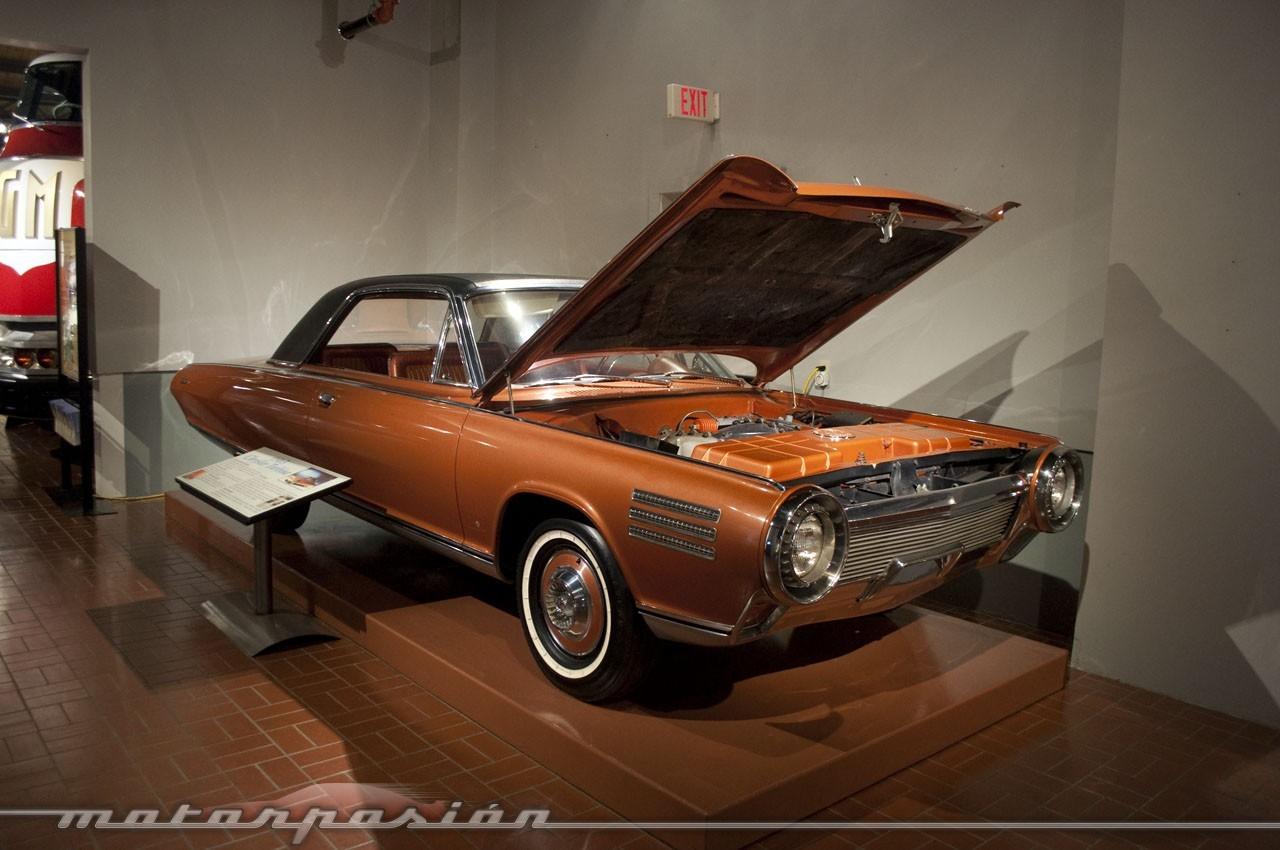 Foto de Gilmore Car Museum (20/61)