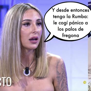 Rocío Amar, la amante de Jesé Rodríguez, rompe su silencio para contar toda la verdad sobre su relación con Aurah Ruiz en 'MyHyV'