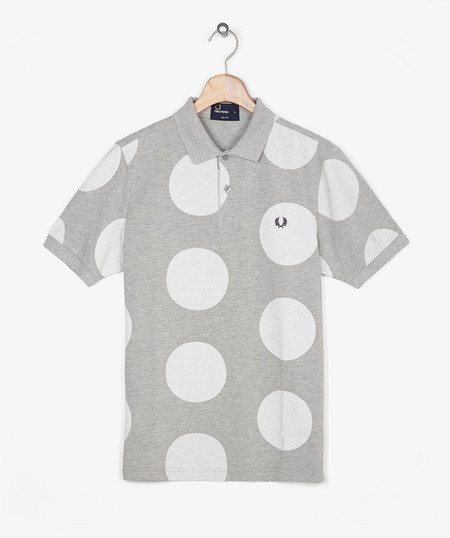 fred perry polo lunares