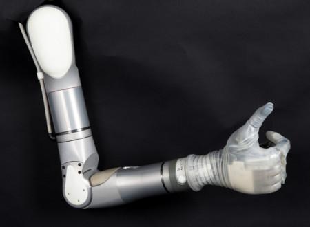 Luke, el increíble brazo biónico del creador de Segway finalmente saldrá a la venta este 2016