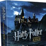 Colección completa Harry Potter, en Blu-ray, por 29,12 euros y envío gratis