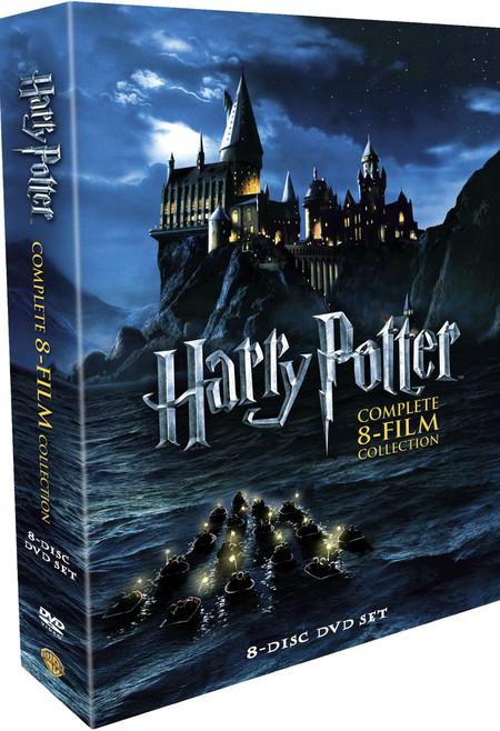 Colección completa Harry Potter, con las 8 películas en Blu-ray, por 18,75 euros