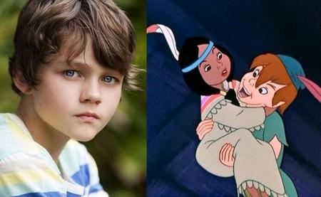 Joe Wright ha encontrado a su Peter Pan