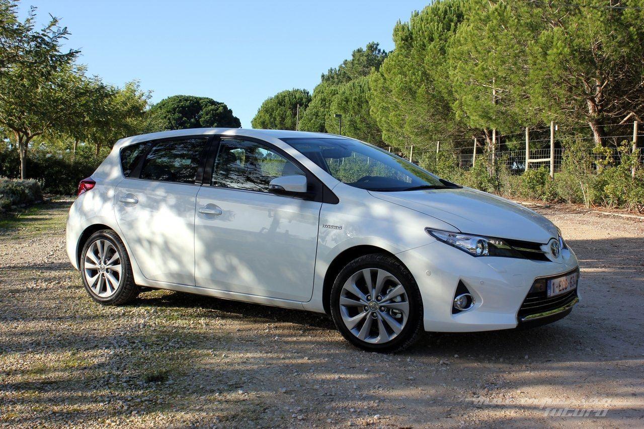 Foto de Toyota Auris Hybrid 2013 (14/21)