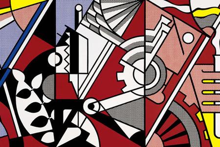Retrospectiva de Roy Lichtenstein en la Tate Modern de Londres