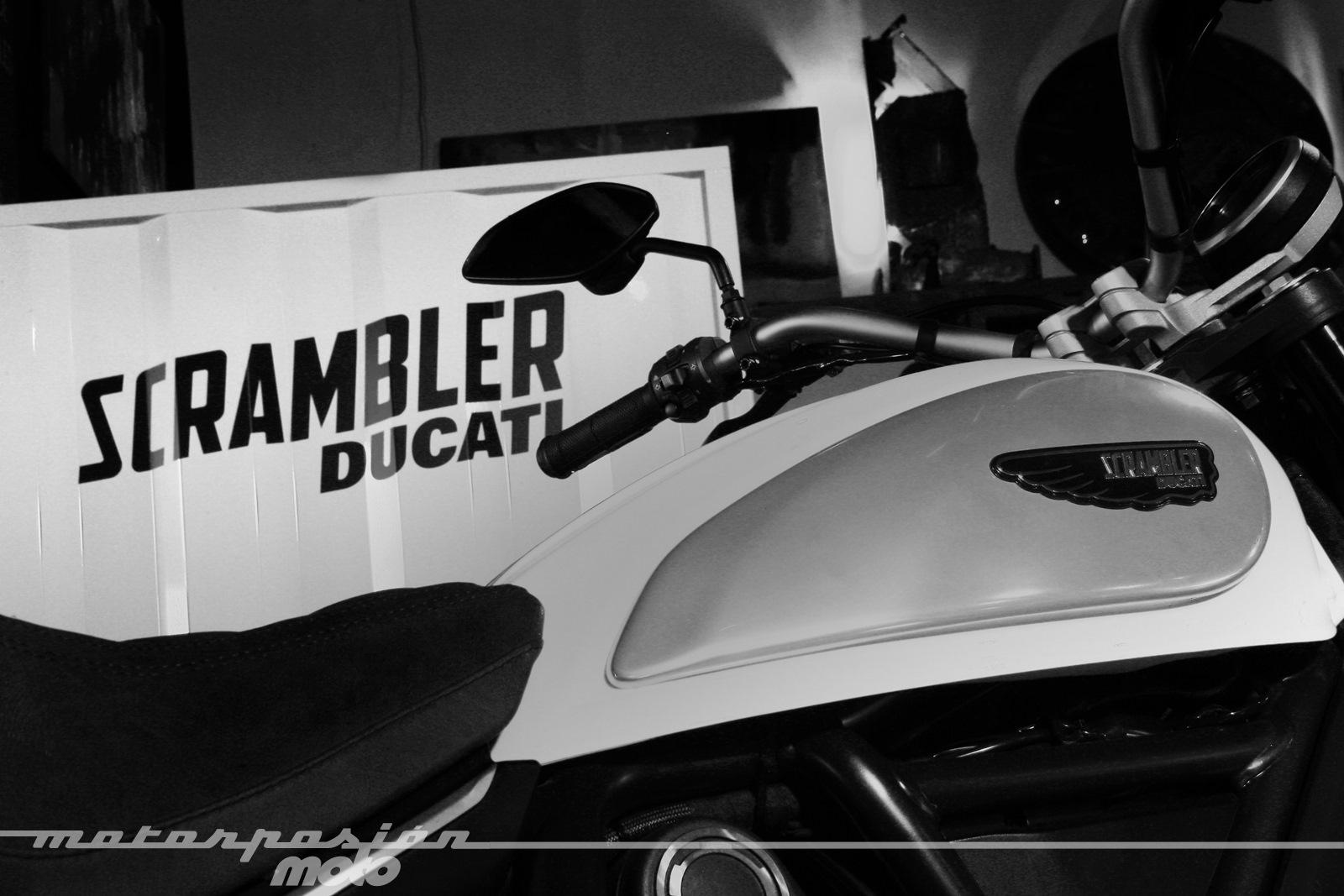 Foto de Ducati Scrambler, presentación 1 (31/67)