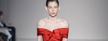 Giambattista Valli en la Alta Costura nos trae el vestido de red carpet con el que todas soñamos