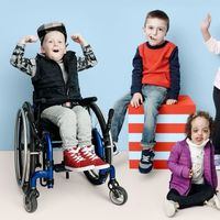 Crean en Estados Unidos una línea de ropa que se adapta para niños con necesidades especiales