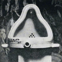 La fuente, de Duchamp