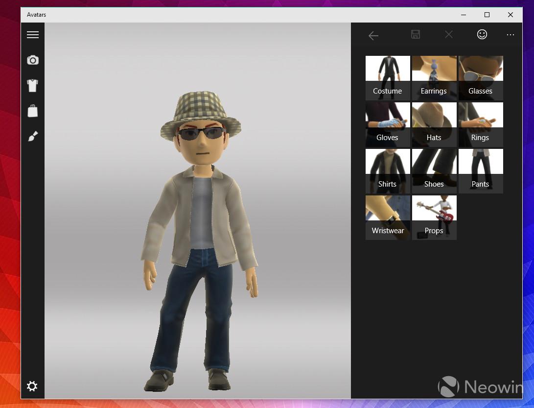 Foto de Avatares Xbox en Windows 10 (1/9)