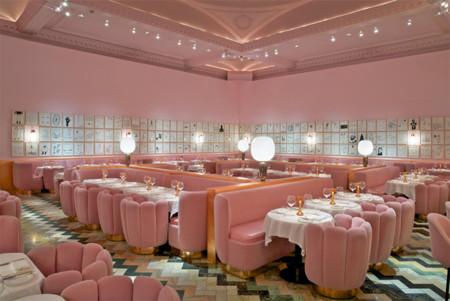 Elegante Restaurante 7