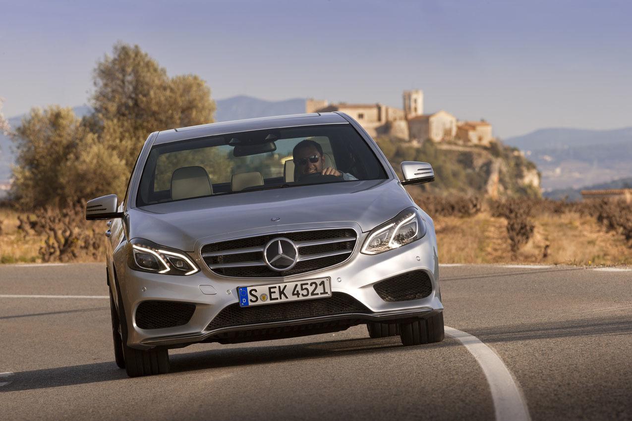 Foto de Mercedes-Benz Clase E 2013 (presentación) (4/48)