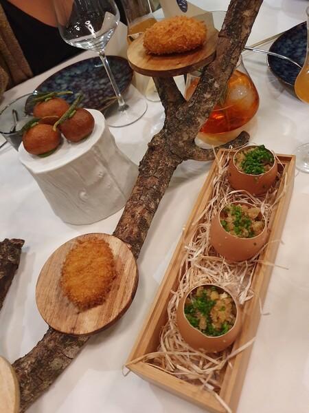 Huevos Roubuchon