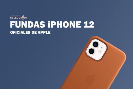 Los Apple Days de MediaMarkt dejan las fundas oficiales para iPhone 12 a un 30% de descuento