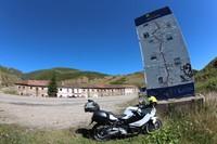 Ruta de la Plata en moto. De León a Zamora.