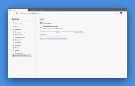 Si quieres seguir usando el Edge clásico de Windows 10, no instales Edge Chromium estable o lo reemplazará por completo