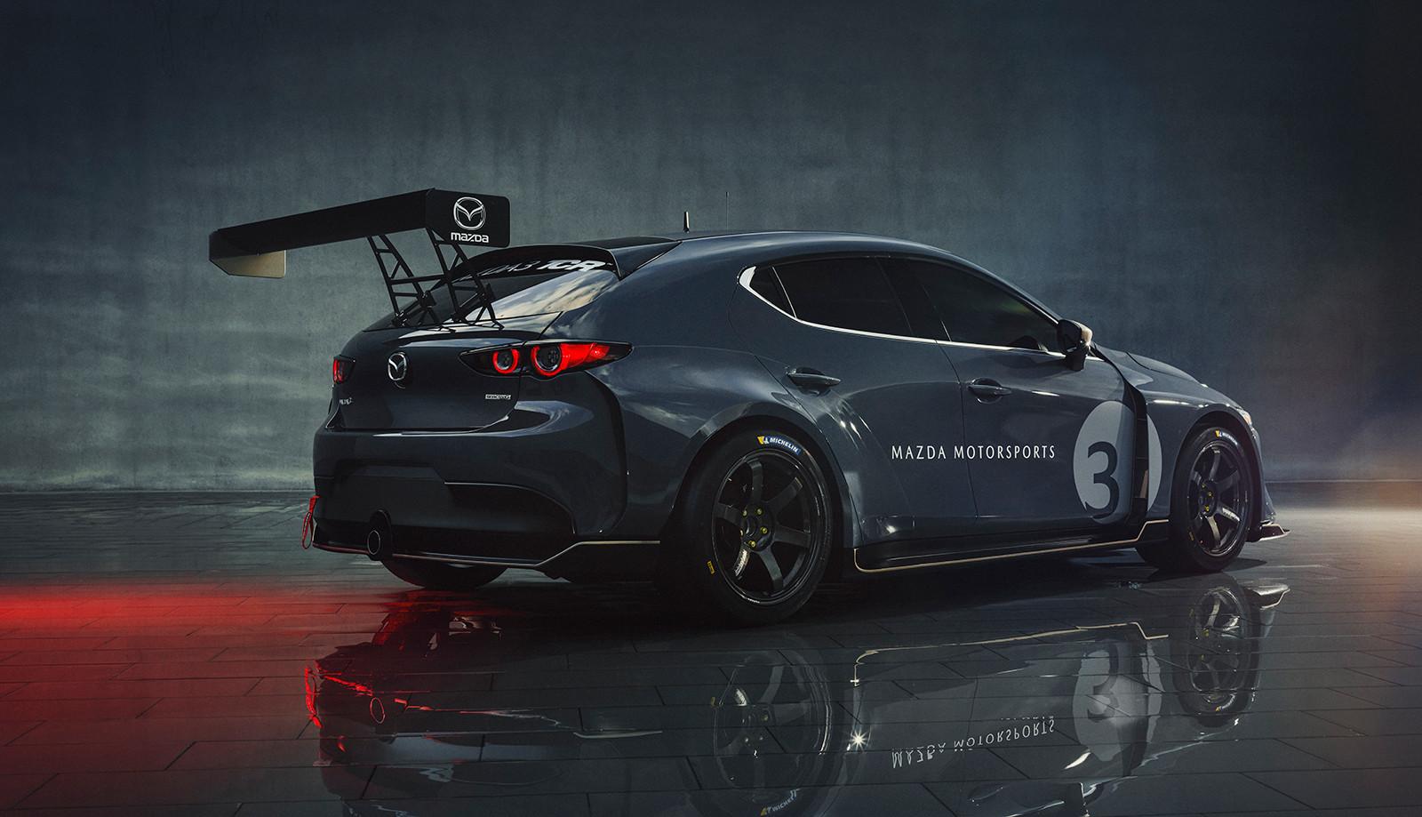 Foto de Mazda3 TCR 2020 (4/10)
