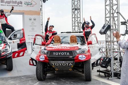 Alonso Coma Dakar 2020