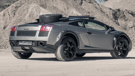 Lamborghini Gallardo Todoterreno 5