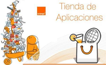 Orange lanza una nueva tienda de aplicaciones