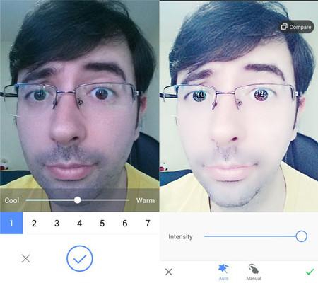 Consejos retocar Fotos Android