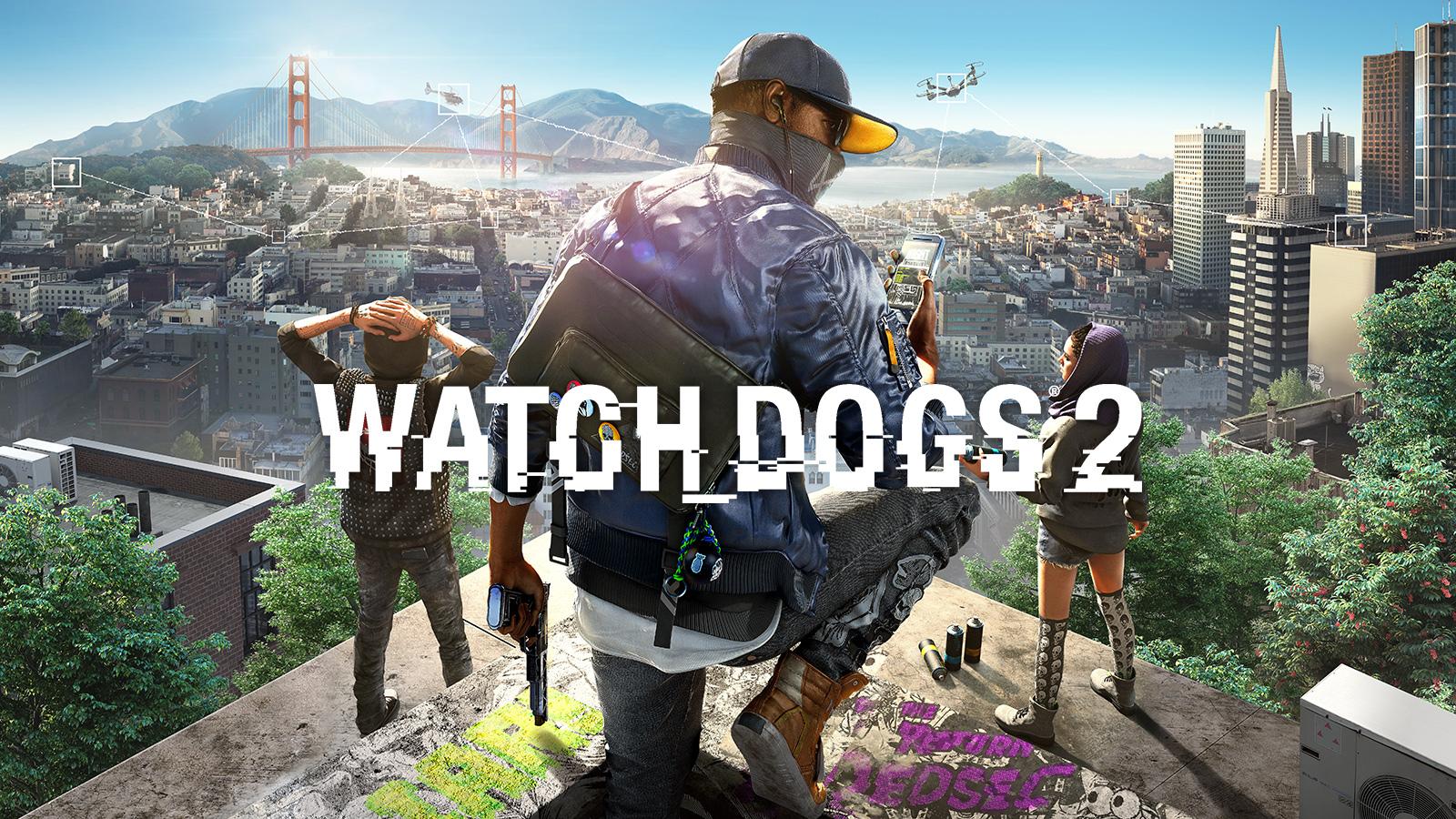 Resultado de imagen para watch dogs 2