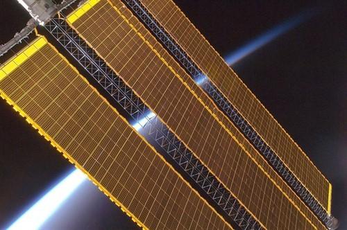 China quiere construir la primera planta espacial productora de energía solar