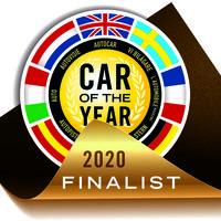 Estos son los siete candidatos finalistas al premio Coche del Año en Europa 2020