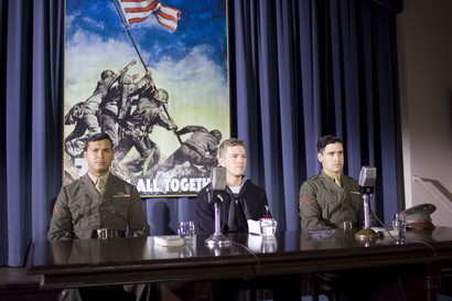 Trailer de 'Flags of Our Fathers', Eastwood a por su tercer Oscar
