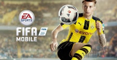 Ya podemos jugar a FIFA Mobile (FIFA 17) en Android