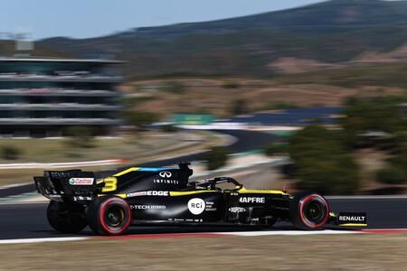 Ricciardo Portugal F1 2020