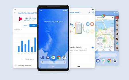 Android 9 Pie a fondo: estas son las siete novedades por las que querremos tener en nuestro móvil lo nuevo de Google