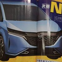 ¡Filtrado! El Nissan Note 2021 se escapa en una revista japonesa