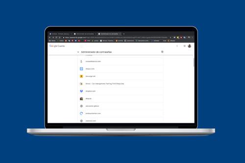 Cómo ver las contraseñas guardadas en Google Chrome